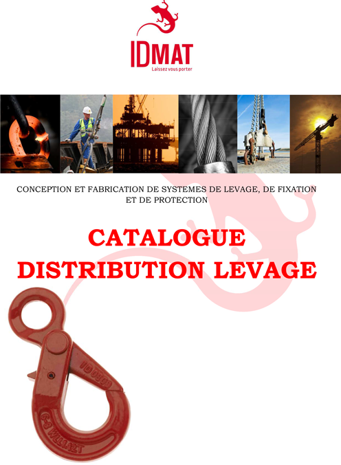 Idmat Distribution levage